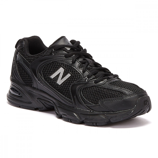 New Balance 530 Mens Black Trainers