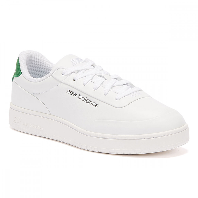 New Balance Ctaly Mens White / Green Trainers