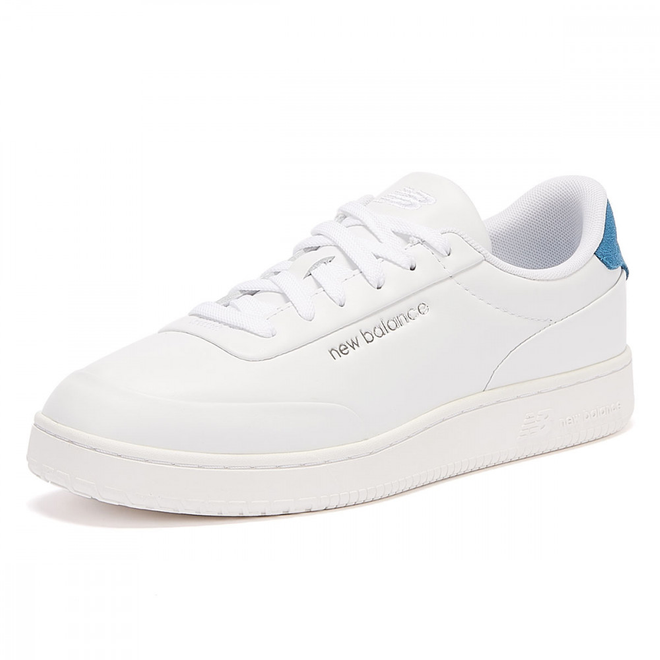 New Balance Ctaly Mens White / Blue Trainers