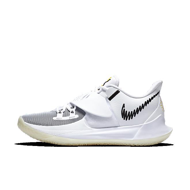 Nike Kyrie Low 3 White Black Glow