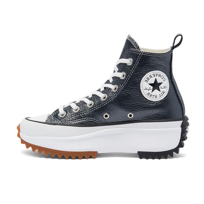 Converse Run Star Hike OX 'Black' zijaanzicht