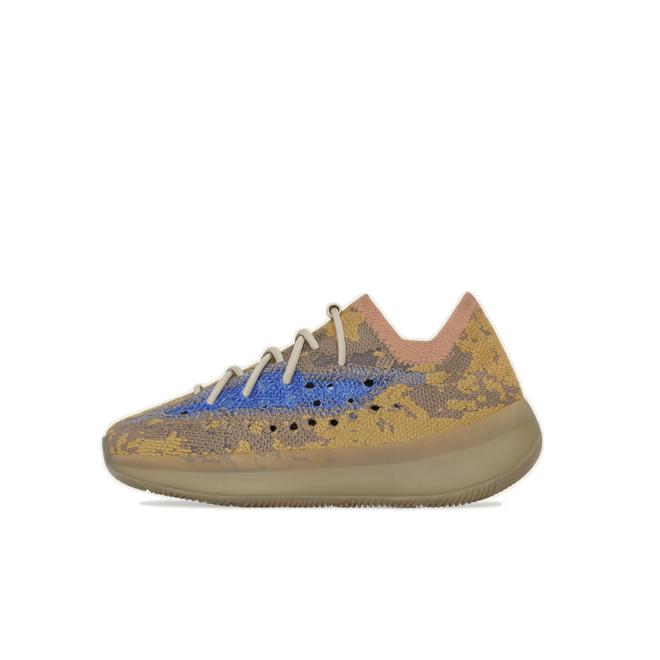 adidas Yeezy Boost 380 Kids 'Blue Oat' Q47396