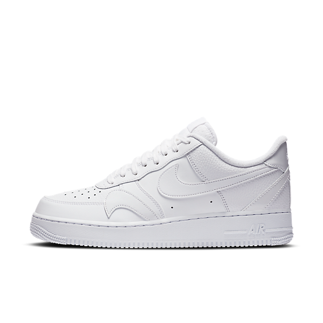 Nike Air Force 1 Swooshes 'White' CK7214-100