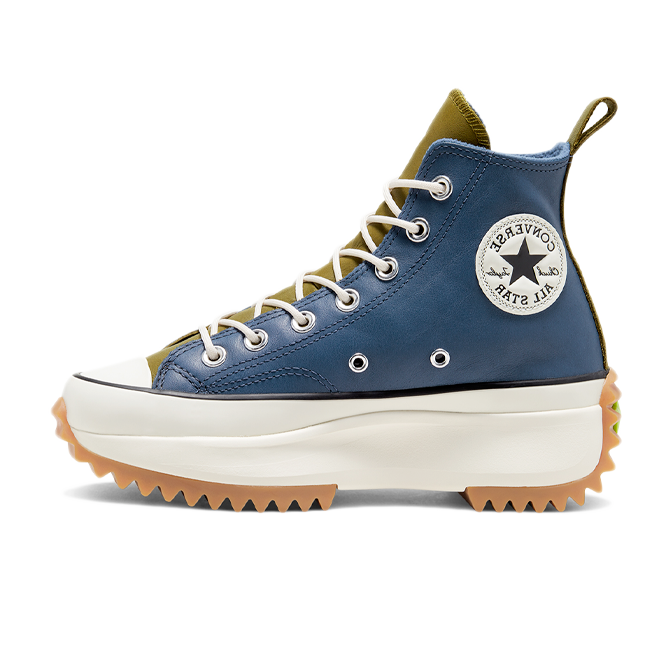 Converse Run Star Hike OX 'Blue/Olive' 568650C