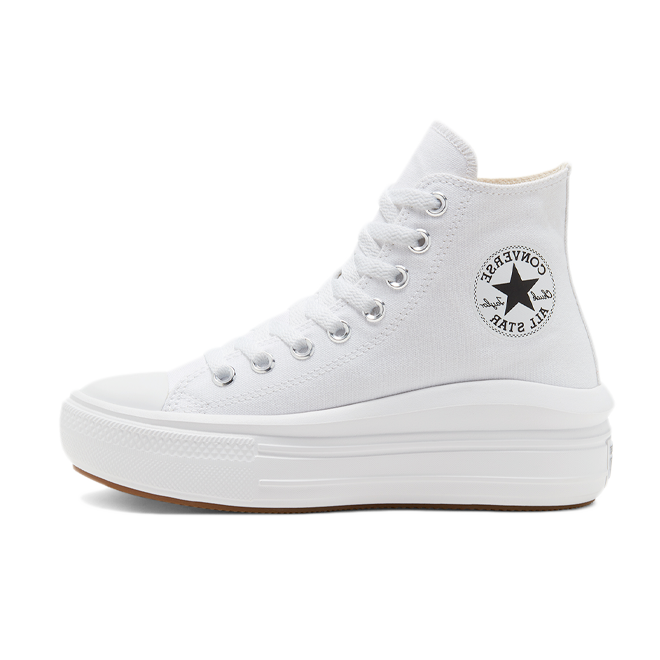 Converse Chuck Taylor All Star Move 'White'
