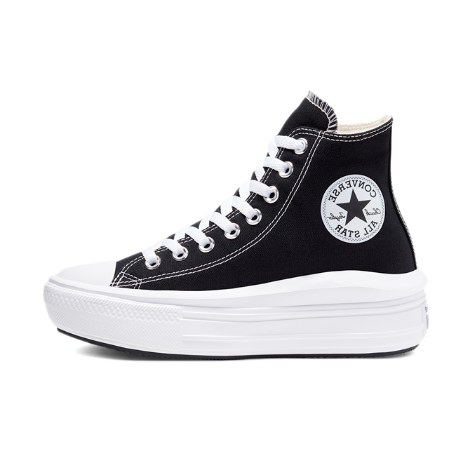 Converse Chuck Taylor All Star Move 'Black'