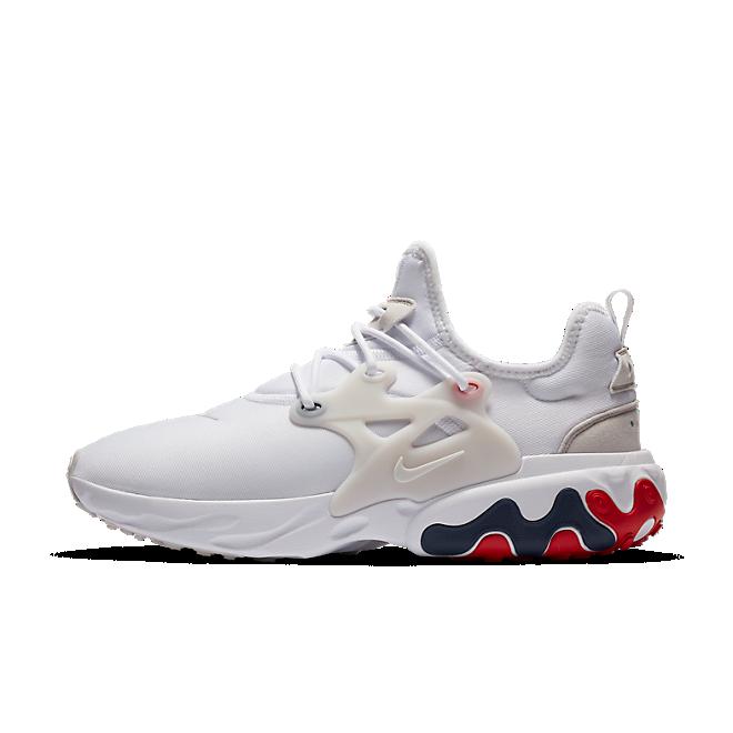 Nike React Presto USA White