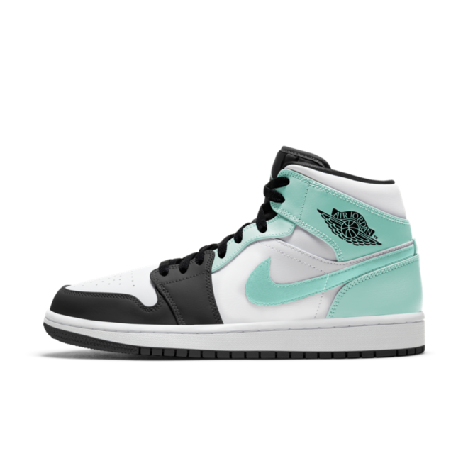 Air Jordan 1 Mid 'Island Green'