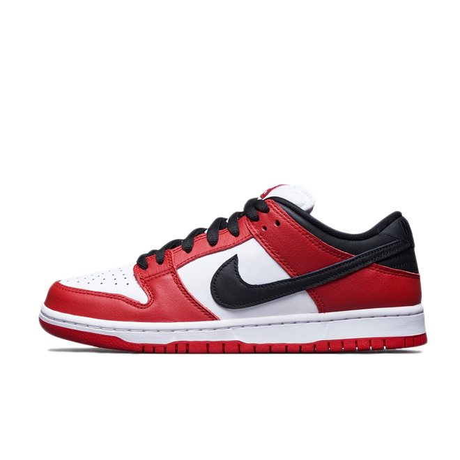 Nike SB Dunk Low J-Pack 'Chicago' zijaanzicht