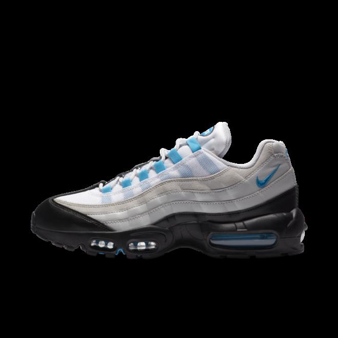 Nike Air Max 95 'Laser Blue' zijaanzicht