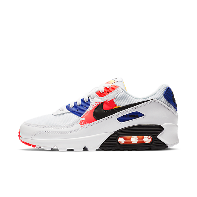 Nike Air Max 90 Brush 'White'