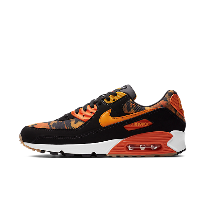 Nike Air Max 90 'Orange Camo' CZ7889-001