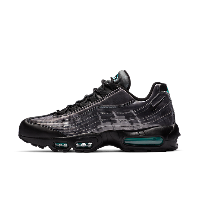 Nike Air Max 95 DNA 1 'Black/Aurora Green'