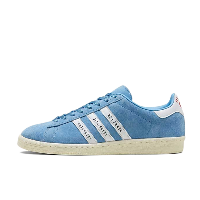Human Made X adidas Campus 'Light Blue' zijaanzicht