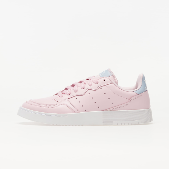 adidas Supercourt W Clear Pink/ Aero Blue/ Ftw White