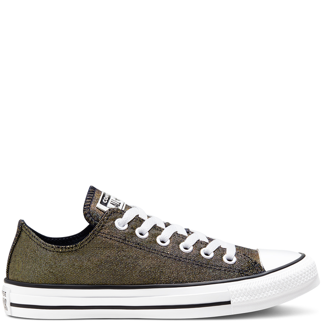 Industrial Glam Chuck Taylor All Star Low Top voor dames