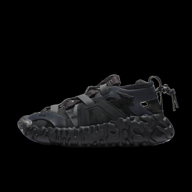 Nike OverReact Slipper 'Thunder Grey' - CQ2230-001