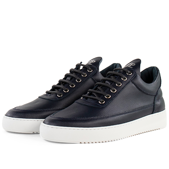 Filling Pieces Low Top Ripple Crumbs 'Navy Blue'