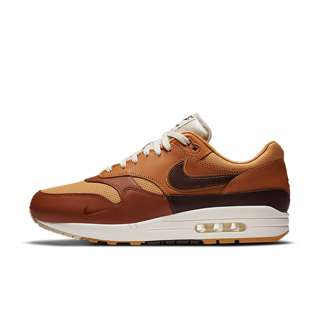 Nike Air Max 1 SD 'Brown' zijaanzicht