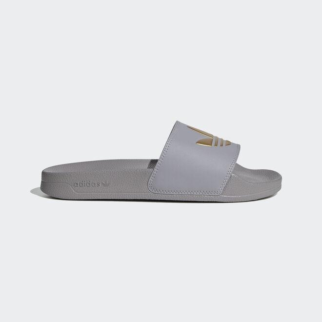 adidas Adilette Lite W Glow Grey/ Gold Metalic/ Glow Grey