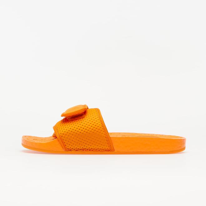 adidas Boost Slide Pharrell Bright Orange