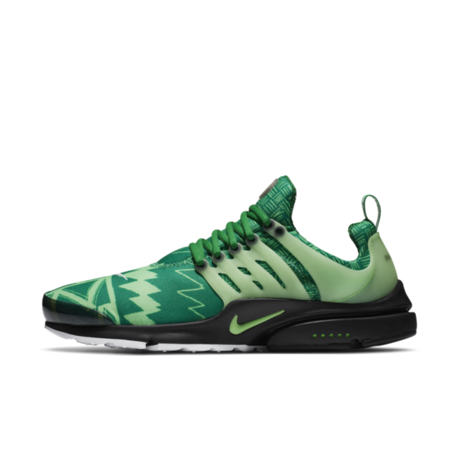 Nike Air Presto 'Naija' CJ1229-300