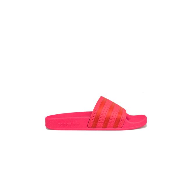 Adidas Adilette Powder Pink Scarlett