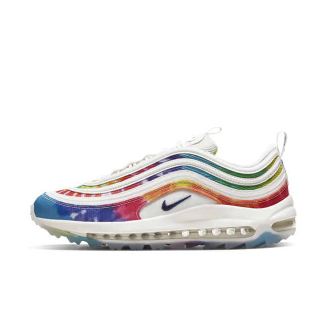 Nike Air Max 97 Golf NRG 'Tie-Dye'