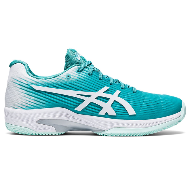 ASICS Solution Speed™ FF Clay Techno Cyan