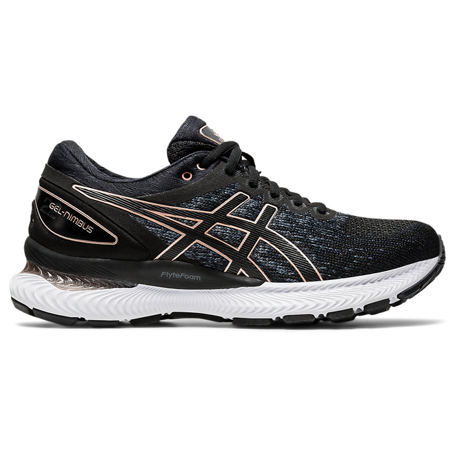 ASICS Gel - Nimbus™ 22 Knit Black
