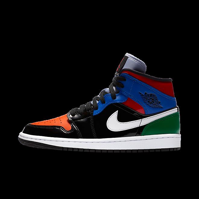 """Nike WMNS Jordan 1 Mid """"Multi Patent"""""""
