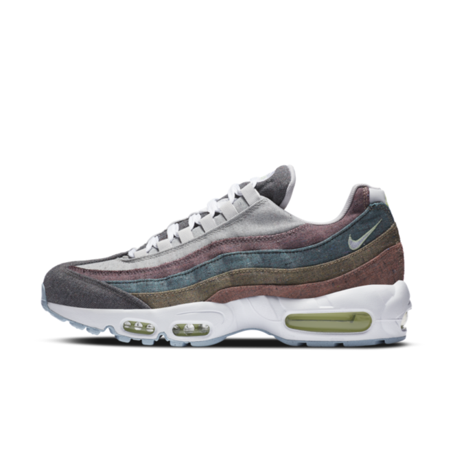 Nike Air Max 95 NRG 'Recycled Canvas' zijaanzicht