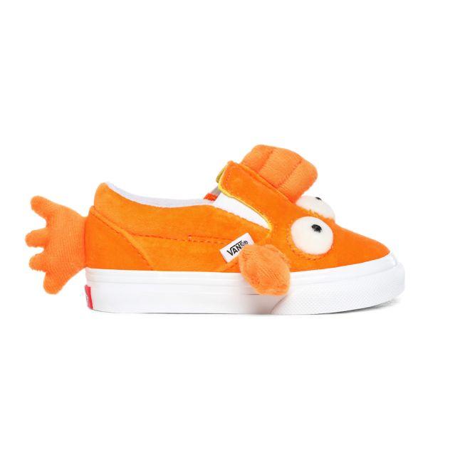 Vans Slip-on The Simpsons Fish Blinky Velcro
