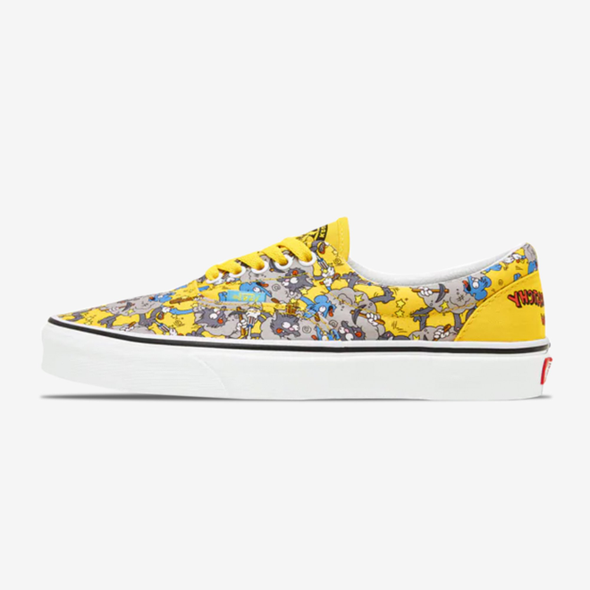 "Vans Simpsons UA Era ""ITCHYSCTCHY"""