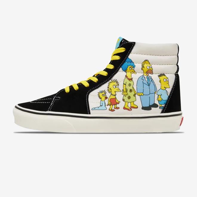 """Vans Simpsons UA SK8 - Hi """"1987-2020"""""""