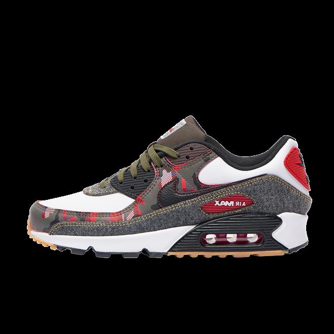 Nike Air Max 90 'Camo Denim'