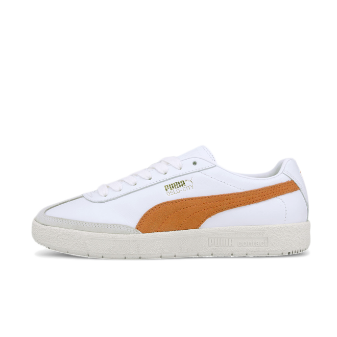 Puma Oslo City 'Orange' zijaanzicht