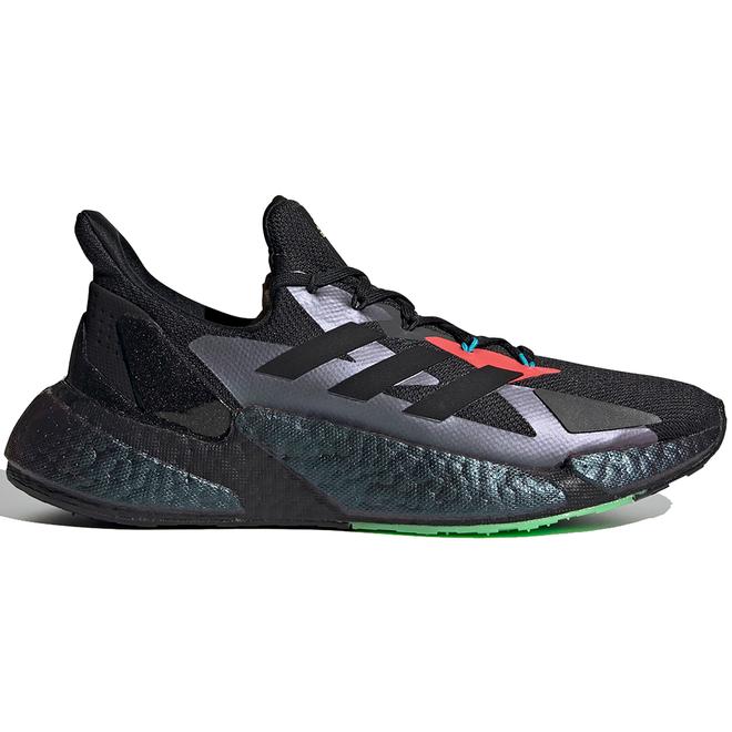 adidas X9000L4 Core Black Grey Six