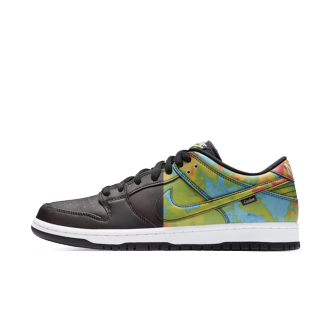 Civilist X Nike SB Dunk Low QS 'Heat Map' zijaanzicht