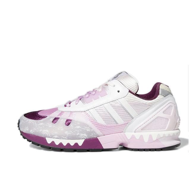 Hey Tea X adidas ZX 7000 'Pink'