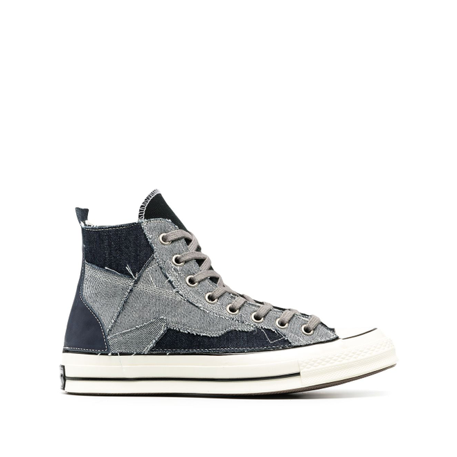 Converse Chuck 70 Denim Patchwork