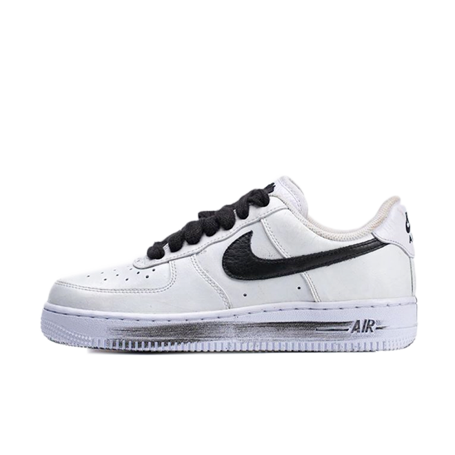 PEACEMINUSONE x Nike Air Force 1 '07 'Para-Noise' - White