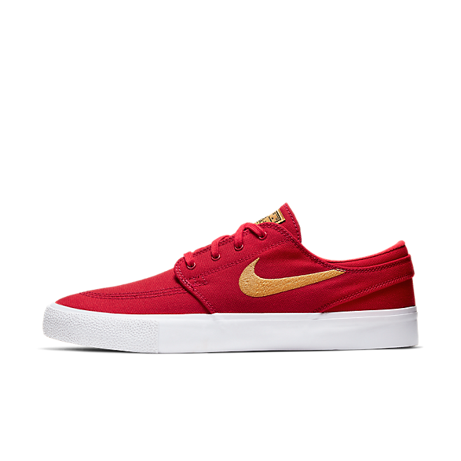 Nike SB Zoom Stefan Janoski Canvas RM University Red/ Club Gold-University Red