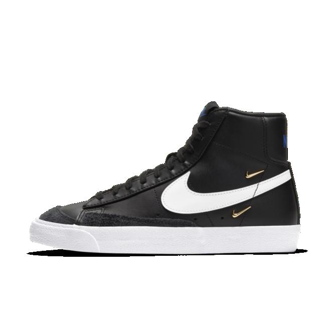 Nike Blazer Mid LX 'Black'