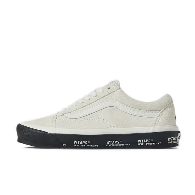 WTAPS X Vans Old Skool LX 'White'
