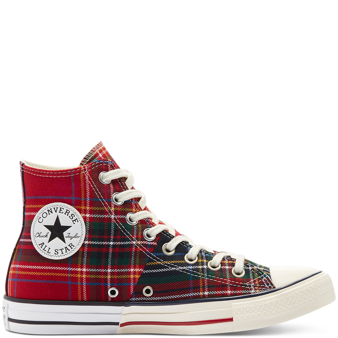 Unisex Archive Plaids Chuck Taylor All Star High Top