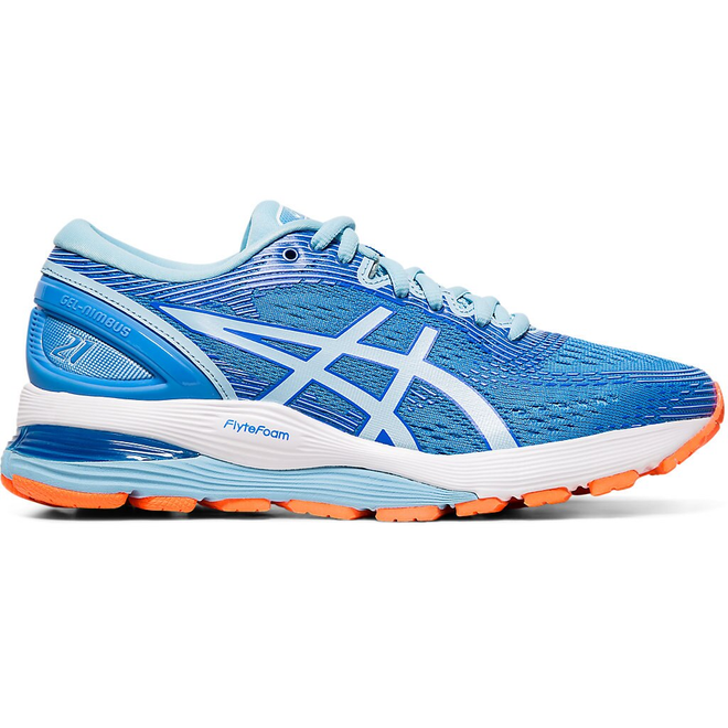 ASICS Gel - Nimbus 21 Blue Coast
