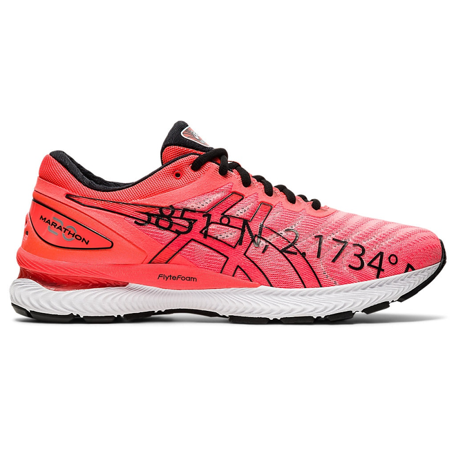 ASICS Gel - Nimbus™ 22 Flash Coral