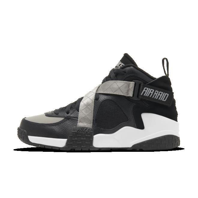 Nike Air Raid OG 'Black/Grey' DC1412-001