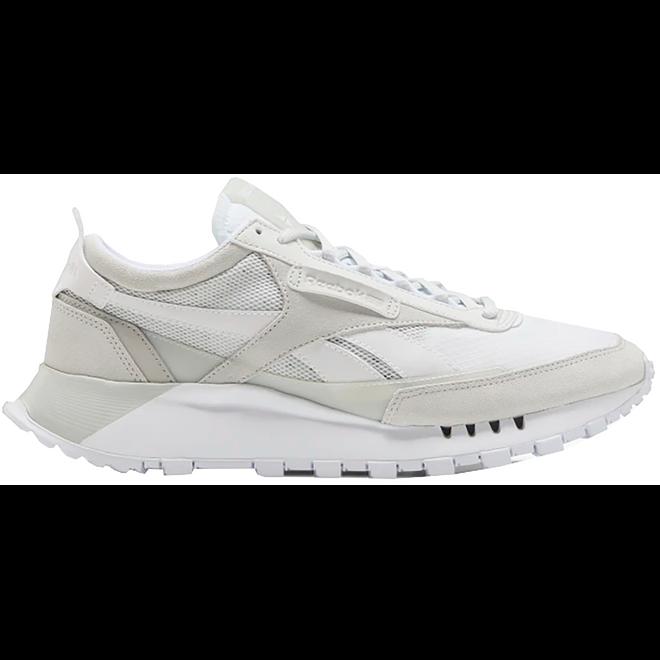 Reebok Classic Leather Legacy White Grey